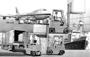【産業機械】産業機械用 ブレーキ関連製品のイメージ